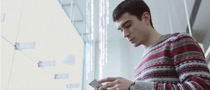 ¿Conectarse a internet a la velocidad de la luz, con luz?